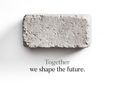 Together we shape the future